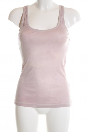 Blaumax Basic Top pink casual look
