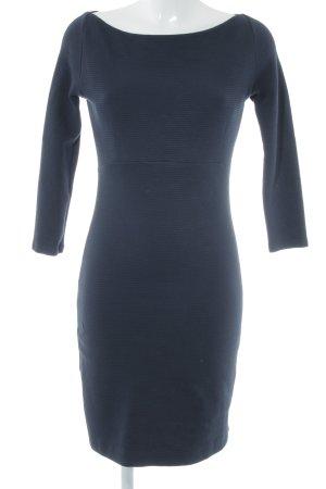 Blaumax Etuikleid dunkelblau klassischer Stil