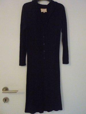 Blaumax Vestido tejido negro