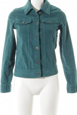Blaumax Short Jacket petrol casual look