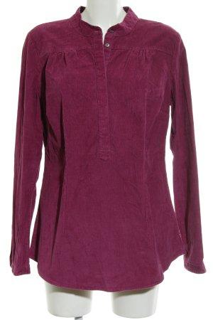 Blaumax Langarmhemd purpur