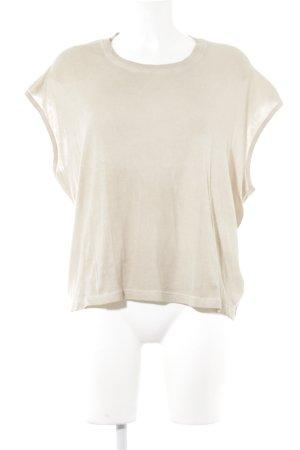 Blaumax Oversized Shirt beige Casual-Look
