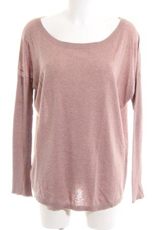 Blaumax Rundhalspullover pink Casual-Look