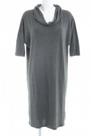 Blaumax Chemisier grigio scuro-grigio chiaro puntinato stile casual