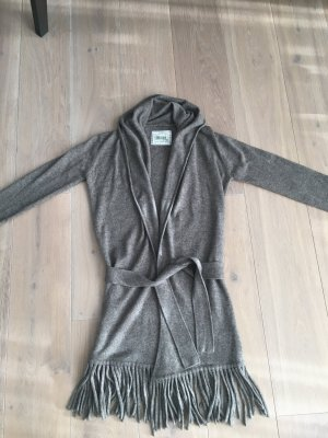 Blaumax Cardigan grey brown