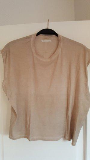 Blaumax Tshirt, sandfarben, Größe M