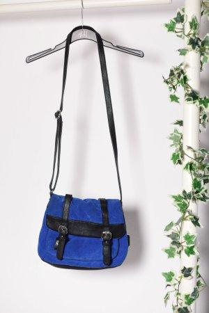 Blaune Handtasche von Esprit