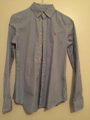 Blauweiß gestreiftes Hemd von POLO Ralph Lauren
