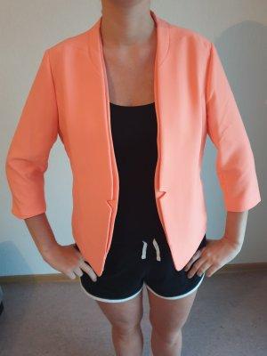 Atmosphere Blazer arancione chiaro-albicocca