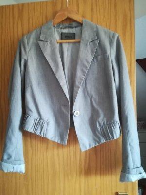 Only Tweed Blazer grey