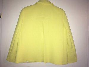Zara Blazer jaune-jaune citron vert