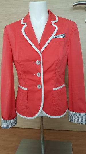 Betty Barclay Blazer salmone