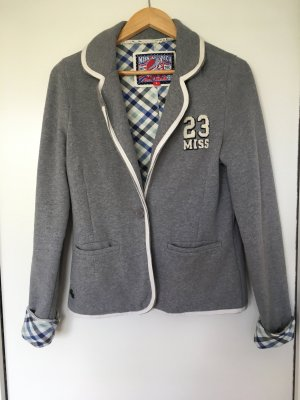 Sweat Blazer multicolored