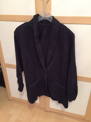 Tom Tailor Blazer sweat blu scuro