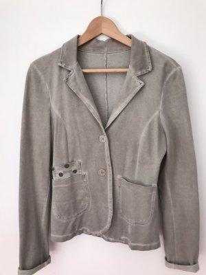 Vanilla Short Blazer light grey-grey