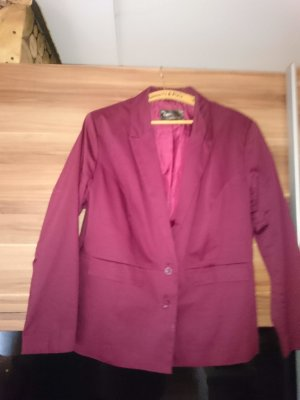 b.p.c. Bonprix Collection Blazer corto púrpura