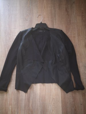 Only Leather Blazer black
