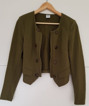 Vero Moda Sweat Blazer olive green