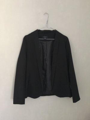 Amisu Jersey Blazer negro