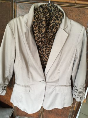 17&co Blazer court beige