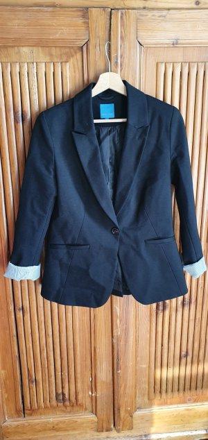 Cool Code Short Blazer black