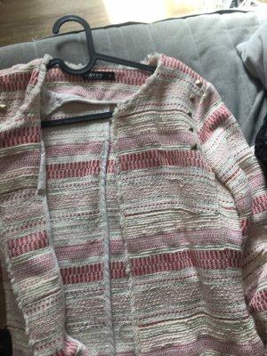 Colours of the World Tweed blazer veelkleurig