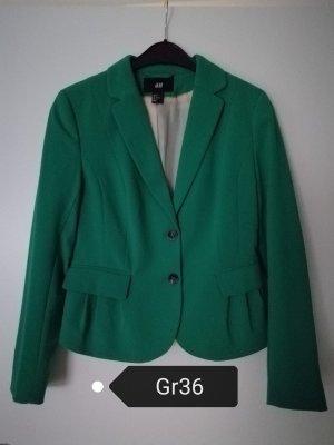 Unisex Blazer green