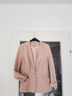 Amisu Blazer vieux rose-rosé