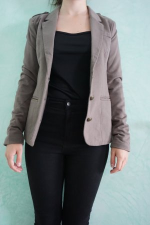 Vero Moda Sweat Blazer olive green mixture fibre