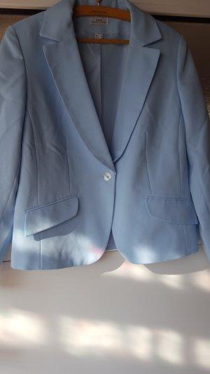 100% Fashion Kort jack lichtblauw