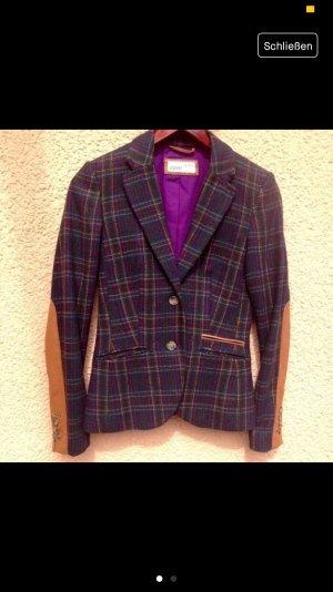 Esprit Blazer de lana multicolor