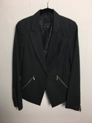 Blazer Anthrazit dunkelgrau Jacke Business Gr. 38