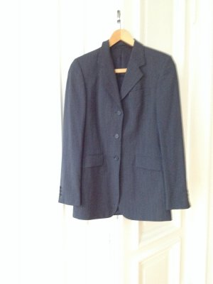 Blazer Anzug Orig. Cerruti 1881 Stoff Business Kostüm Hose 36 38