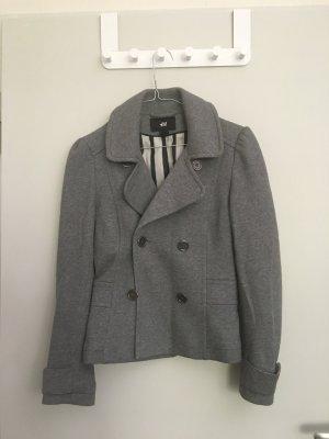 Blazer aus Baumwoll-Jersey von H&M