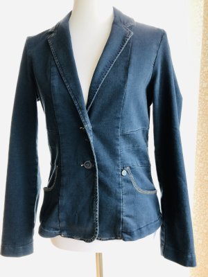 Sandwich Denim Blazer dark blue