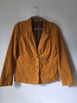 Street One Blazer long orange doré-orange clair