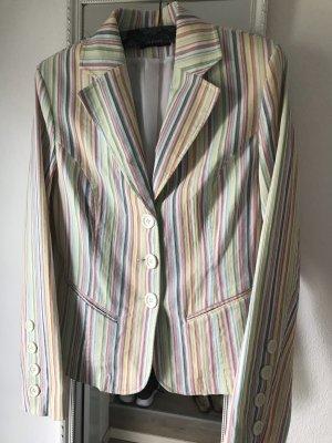 Lesara Jersey Blazer multicolor