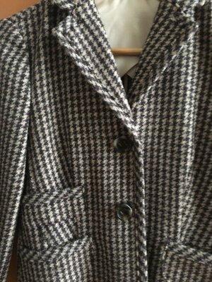 Schumacher Blazer en laine multicolore laine vierge