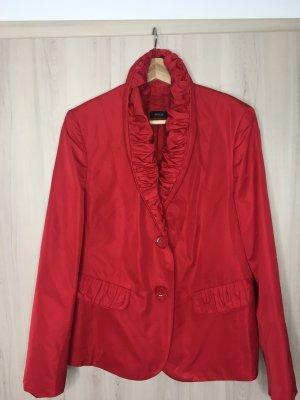 Basler Korte blazer rood Polyester