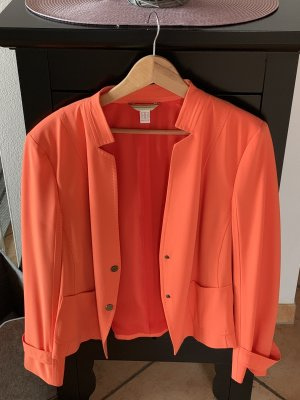 Basler Short Blazer orange