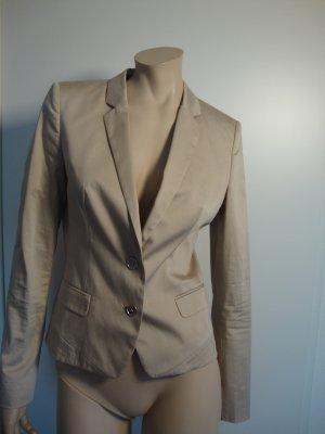 HUGO Hugo Boss Blazer in tweed oro Tessuto misto
