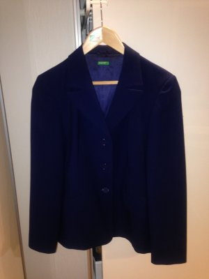 Blazer, Benetton, Größe 36, Electric Blue