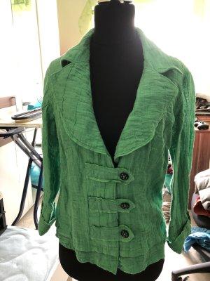 Biba Short Blazer green