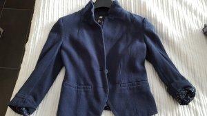 blazer blau und schwarz top Zustand