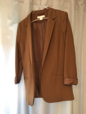 H&M Tailcoat brown