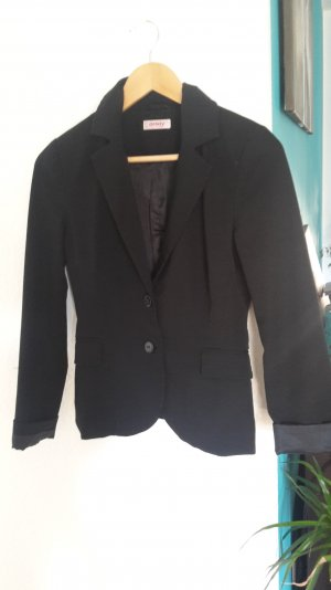 Blazer Business schwarz