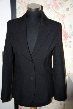 Blazer Businessblazer Konfirmationsblazer schwarz