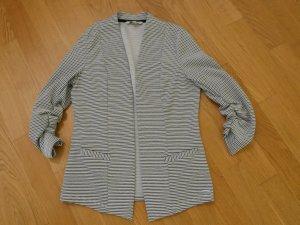 Tom Tailor Denim Jersey Blazer multicolored polyester