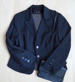 Blazer casual chic  schwarz Gr. 42  44