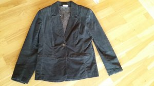 Blazer, Cord, grau mit interessantem Innengutter, Gr. 40 von Street One, Wenig getragen, sehr guter Zustand